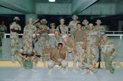 Hard men after the Gulf War